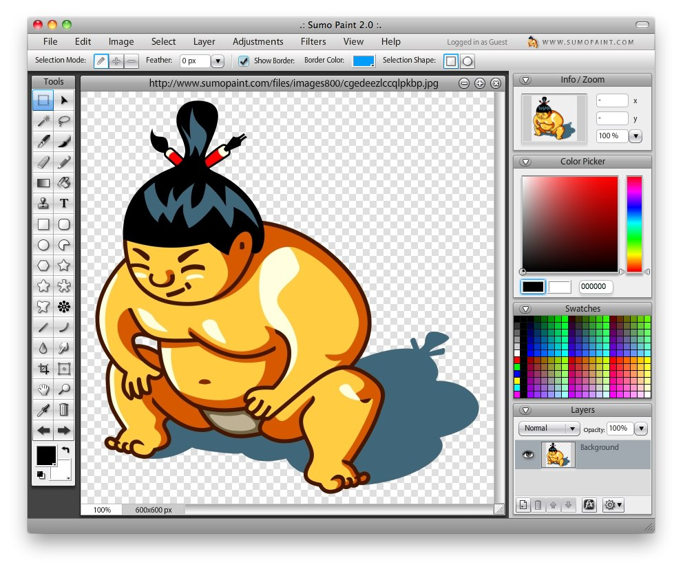 Best Download Of Sumo Paint