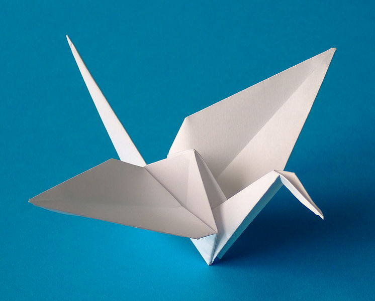 thousand cranes essay