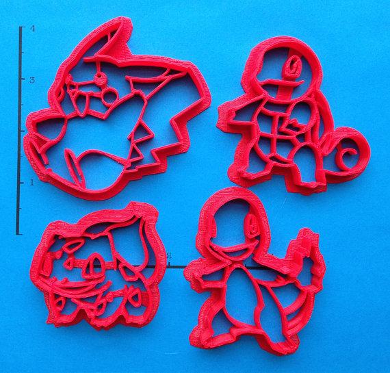 3d Printed Cookie Cutters Mr Deyo