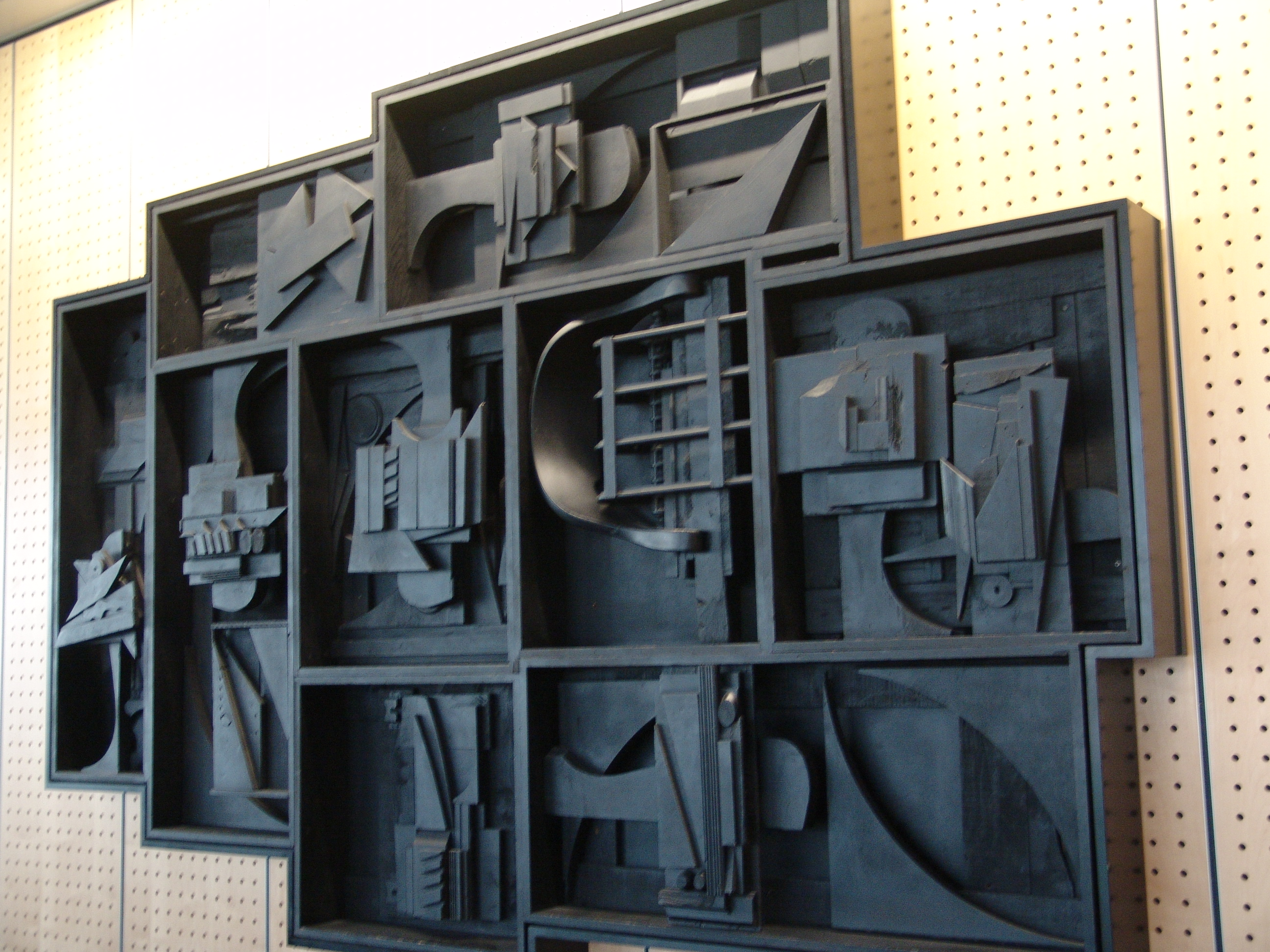 Louise Nevelson Mr Deyo