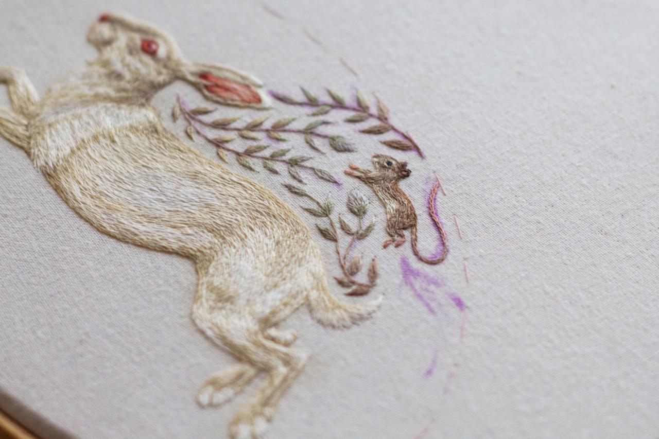 Embroidery Stitches – Mr Deyo