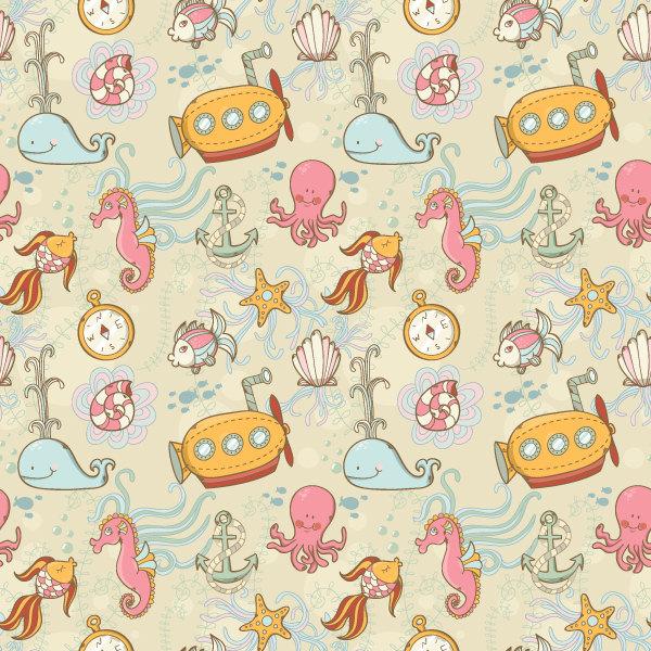 Patterned Fabric Mr Deyo